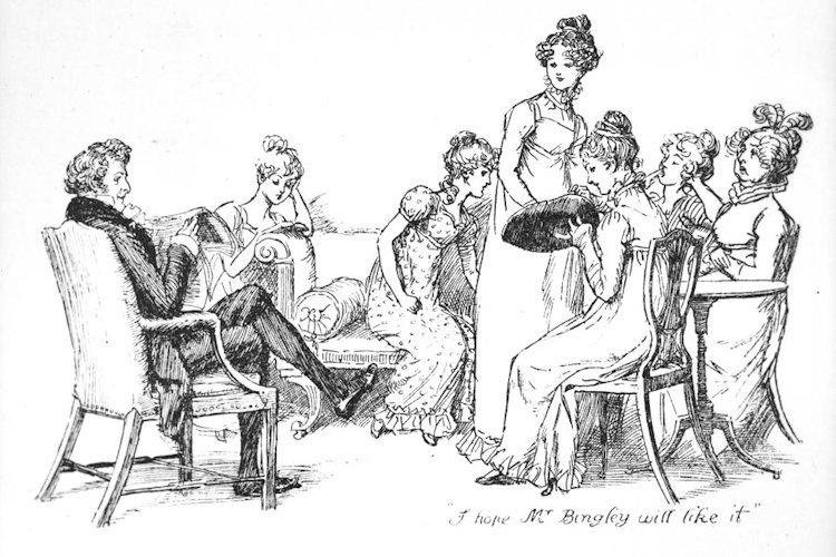 The Illustrations of Hugh Thomson