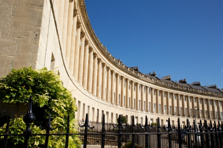 The Literary City of Bath