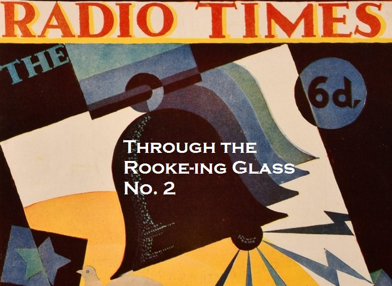 Through the Rooke-ing Glass No. 2