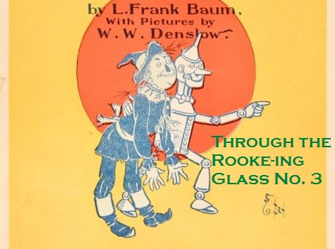 Through the Rooke-ing Glass No. 3: A Return to the Classroom
