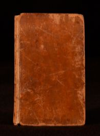 1779 Hoyle's Games Improved Treatises Fashionable Whist Edmond Hoyle Uncommon