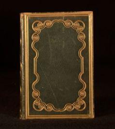 1830 Italy A Poem Samuel Rogers Morocco Mackenzie Binding Illustrated