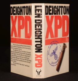 1981 XPD by Len Deighton First Edition