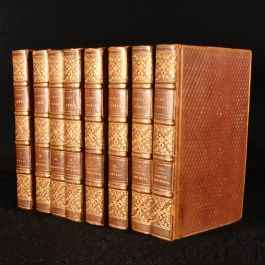 1822 The Poetical Works of Sir Walter Scott