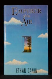 1990 Emperor of the Air First Edition Ethan Canin Short Stories Dustwrapper