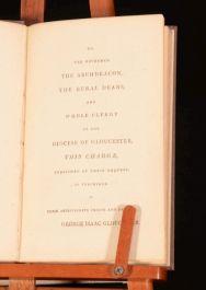 1810 PETITION English Roman Catholics to CLERGY Gloucester HUNTINGFORD Scarce