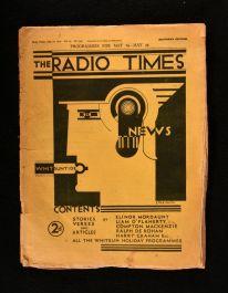1929 The Radio Times vol 23 no 294
