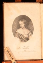 1848 The Life of Mrs Godolphin John Evelyn Biography
