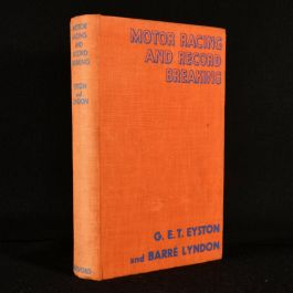 1935 Motor Racing and Record Breaking