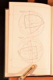 1889 A Treatise on Trigonometry Oliver Wait Jones Illustrated