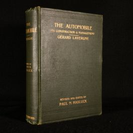 1902 The Automobile, its Construction and Management