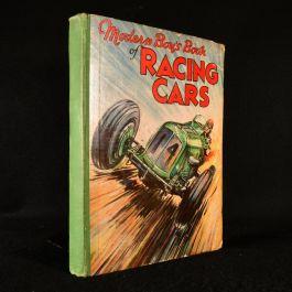 c1938 Modern Boy's Book of Racing Cars