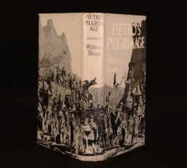 1953 Pietro's Pilgrimage Journey India and Back by Wilfred Blunt First Edition