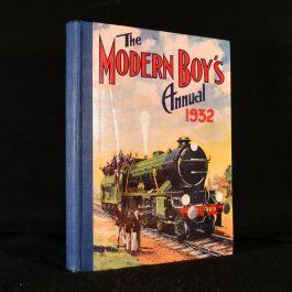 1932 The Modern Boy's Annual