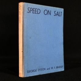 1936 Speed on Salt: A History of the Bonneville Salt Flats, Utah, U.S.A