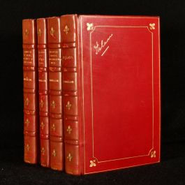 1891-96 The Works of Ralph Waldo Emerson