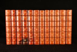 1898-99 The Works of Henry Fielding, with an Introduction by Edmund Gosse