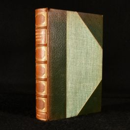 1917 The Poetical Works of Henry Wadsworth Longfellow