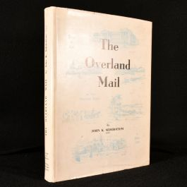 1948 The Overland Mail: A Postal Historical Study of the Mail Route to India