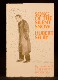1986 Song of the Silent Snow First Edition Hubert Selby Urban Short Stories