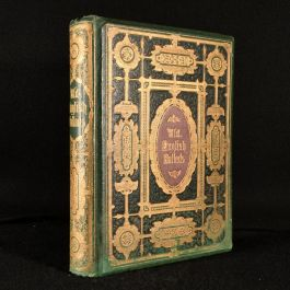 c1864 Old English Ballads: A Collection of Favourite Ballads of the Olden Time