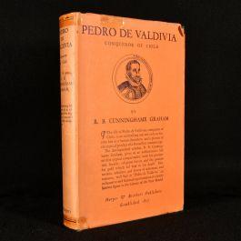1927 Pedro de Valdivia Conqueror of Chile