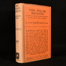 1927 The Polar Regions: a Physical and Economic Geography of the Arctic and Antarctic