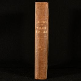 1851 An Essay on the Origin and Development of Window Tracery