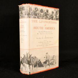 1932 The Livingstone of South America