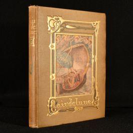 c1913 Clair de Lune and Other Troubadour Romances