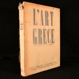 1934 L'Art en Grece
