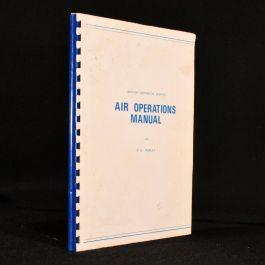1976 British Antarctic Survey Air Operations Manual