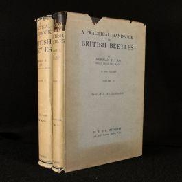 1932 A Practical Handbook of British Beetles