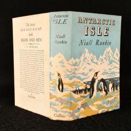 1951 Antarctic Isle: Wild Life in South Georgia