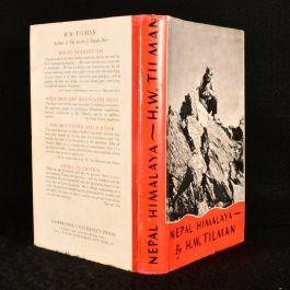 1952 Nepal Himalaya