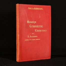 c1887 Modern Gymnastic Exercises