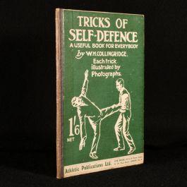 1921 Tricks of Self-Defence