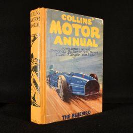 c1935 Collins' Motor Annual