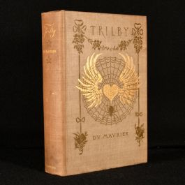 1894 Trilby, a Novel