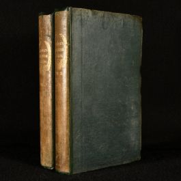 1834 The Feathered Tribes of the British Islands