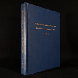 1999 Bibliography of Antarctic Exploration