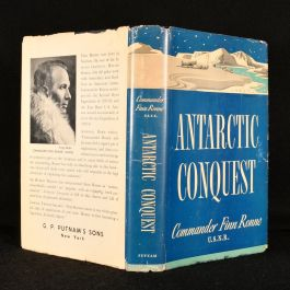 1949 Antarctic Conquest: The Story of the Ronne Expedition 1946-1948