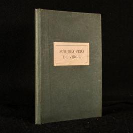 c1928 Love and Marriage, being Montaigne's Essay 'Sur des Vers de Virgil'