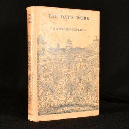 1936 The Day's Work Rudyard Kipling
