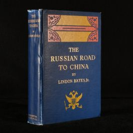 1910 The Russian Road to China