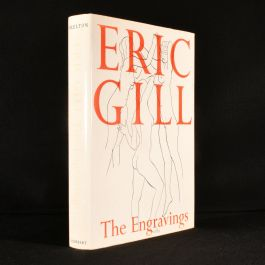 1990 Eric Gill Engravings