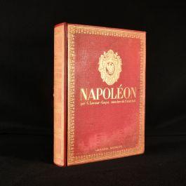 1921 Napoleon Sa Vie Son Oeuvre Son Temps