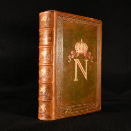 1895 Napoleon Raconte par l'Image d'Apres les Sculpteurs, les Graveurs, et les Peintres