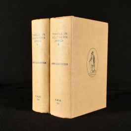 1928-30 Travels in Southern Africa in the Years 1803, 1804, 1805, and 1806