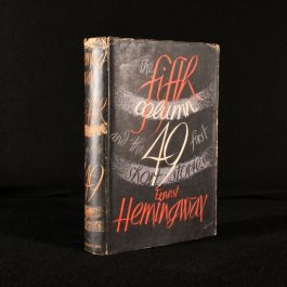 1939 The Fifth Column and the First Forty-Nine Stories